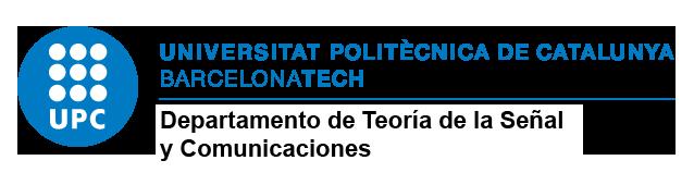 Departament de Teoría de la Señal y Comunicaciones, (abre en ventana nueva)